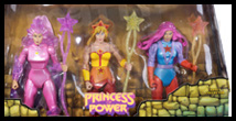 MOTUC Star Sisters Review + Gallery