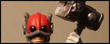 Spy Monkey Armory Series 1: Cold Steel