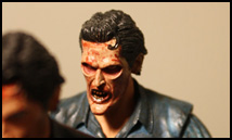 NECA Evil Dead 2 – Ash and Deadite Ash Review + Gallery