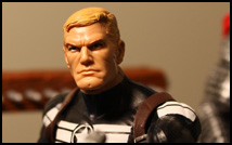 Marvel Legends 2012 Series 1 – Steve Rogers Review + Gallery