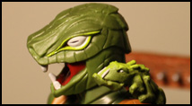 MOTUC Kobra Khan Review + Gallery