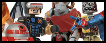 Diamond Select Reveals SDCC 2012 Exclusives!