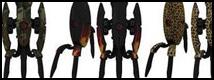 NECA Portal 2 Mini Sentry Turret Figures