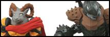 Battle Beasts Minimates Series 1