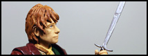 The Hobbit Bilbo Baggins 6″ Review + Gallery