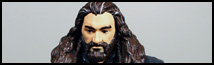 The Hobbit Thorin 6″ Review + Gallery