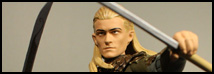 The Hobbit 6″ Legolas Review + Gallery