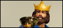 MOTUC Eternos Palace King Randor Review + Gallery