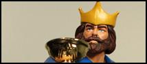 MOTUC Eternos Palace King Randor Review + Gallery