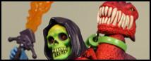 MOTUC Dragon Blaster Skeletor Review + Gallery