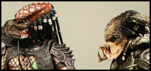 NECA TRU Exclusive Predator Jungle and City Hunter Two-Pack Review
