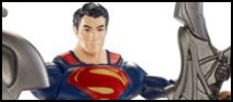 Toy Fair 2013: Mattel & Funko Superman Man of Steel