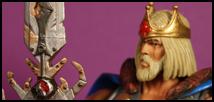 MOTUC King He-Man Review + Gallery