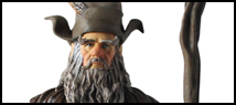 Bridge Direct: Hobbit 6″ Yazneg and Radagast Pictures