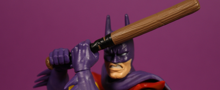 Mattel Planet-X Batman Review + Gallery