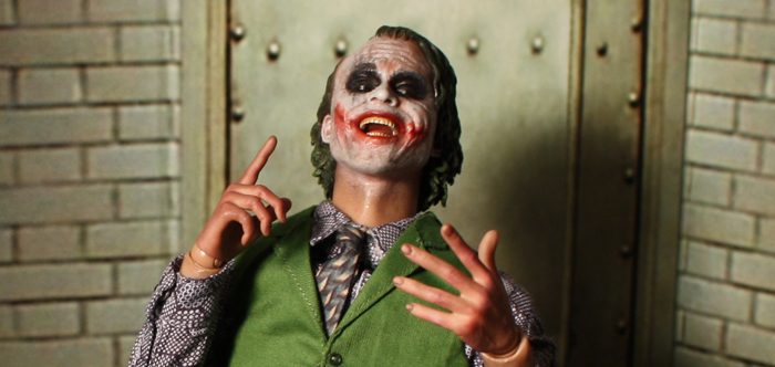 Hot Toys DX11 The Dark Knight Joker 2.0 Review