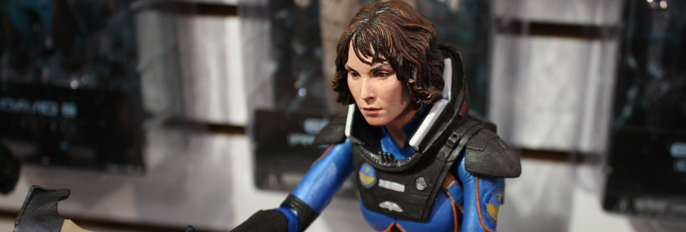 NECA News: Elizabeth Shaw — We Barely Knew Ye!