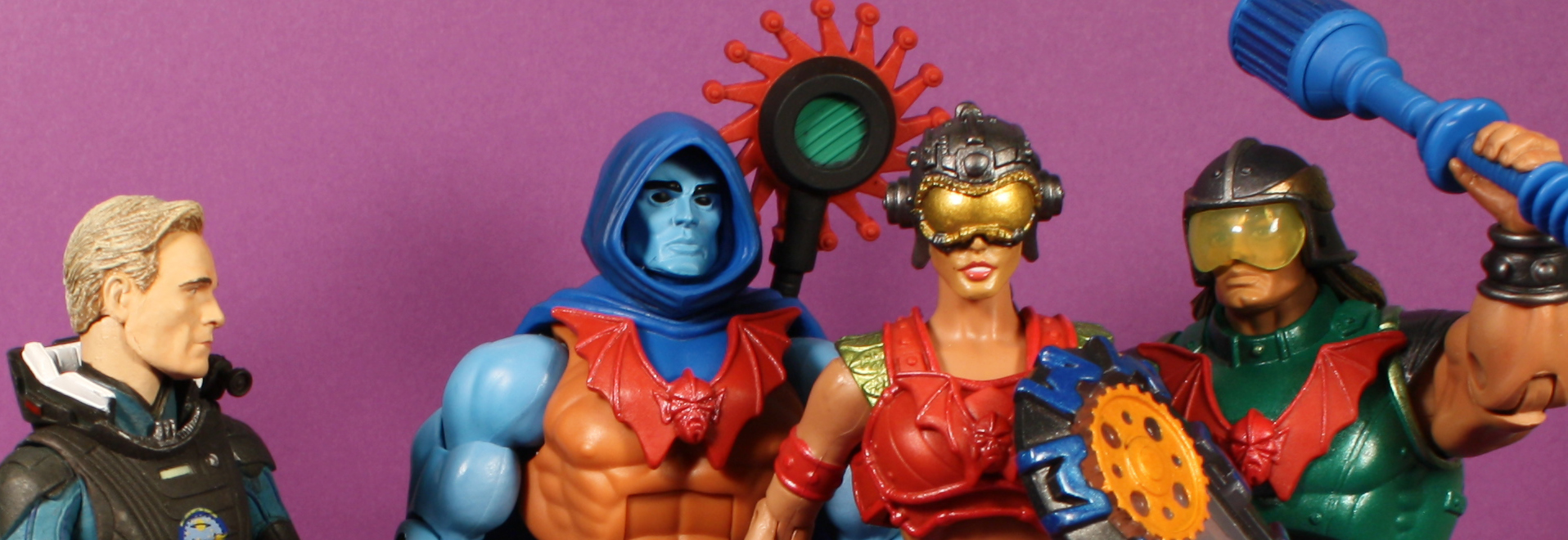 MOTUC Fighting Foe Men Video Review