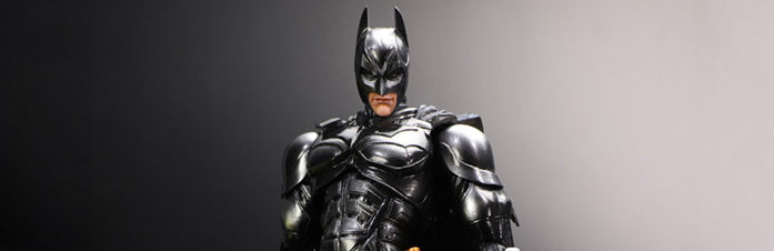 SDCC 2013: Play Arts Kai Reveals Batman Exclusive
