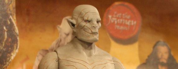 SDCC 2013: Bridge Direct – The Hobbit Exclusive Revealed
