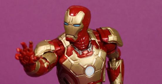 Iron Man Legends Series 2 Iron Man Mark 42 Review