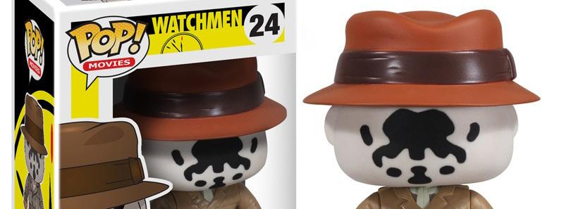 Funko: Watchmen POP! Movies Revealed