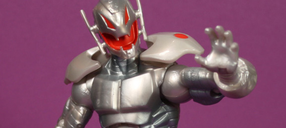 Iron Man Legends Series 2 Ultron Review