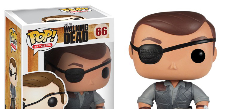 Funko: The Walking Dead POP! Series 3