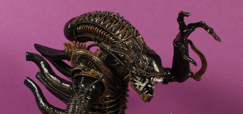 NECA Aliens S1 Xenomorph Warrior Review