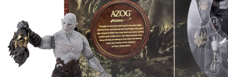 SDCC 2013: First Look at Bridge Direct Azog