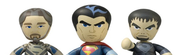 SDCC 2013: Mezco Reveals Exclusive DC Mez-Itz