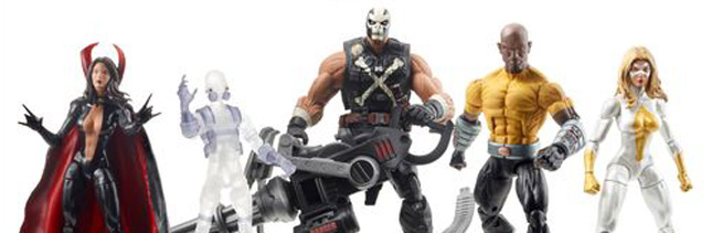 SDCC 2013: Hasbro Four New Exclusives Update