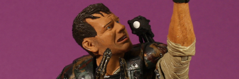 NECA Aliens S1 Hicks and Hudson Review