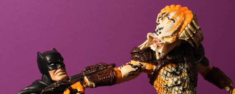 NECA SDCC Exclusive Albino Predator Review