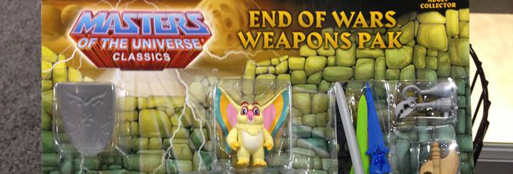 SDCC 2013: Mattel Reveals Kowl, Nepthu, Geldor, and more!