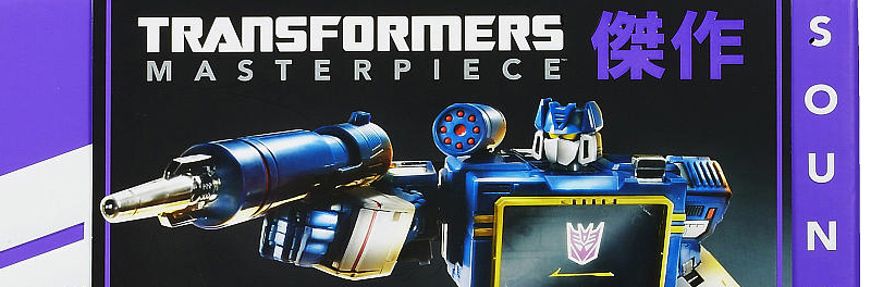 Transformers: MP Soundwave and Acid Storm on TRU.com