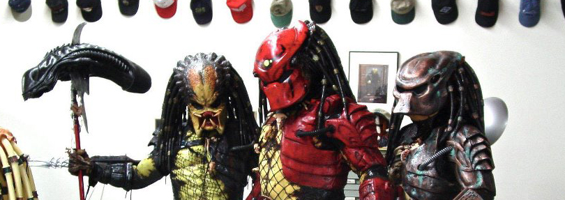 SDCC 2013: NECA Dead End Wasp Predator Revealed