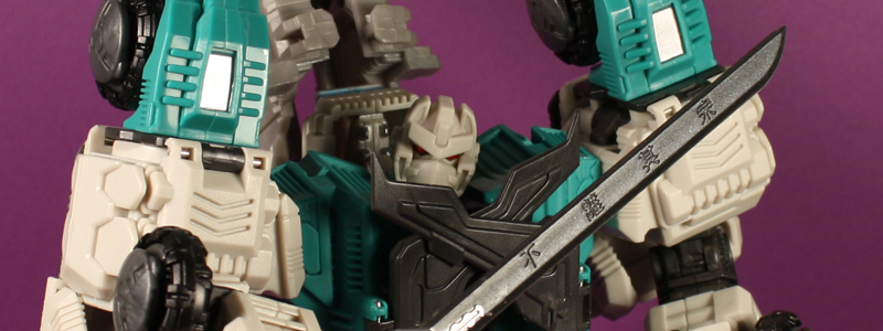 Mastermind Creations Terminus Hexatron (Sixshot) Review Part 1