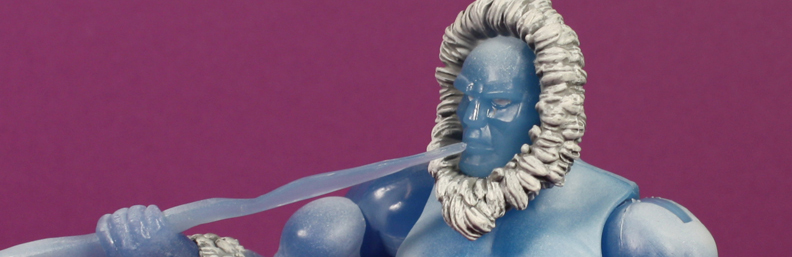 Mattel MOTUC Icer Review