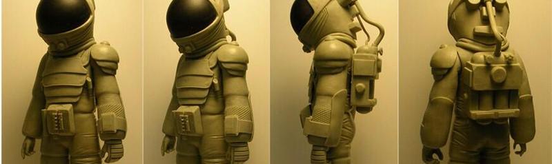 NECA: The Nostromo Suit Revealed