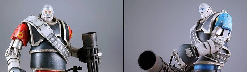 ThreeA: TF2 Mann vs Machine 1/6 Heavy Preorder Details