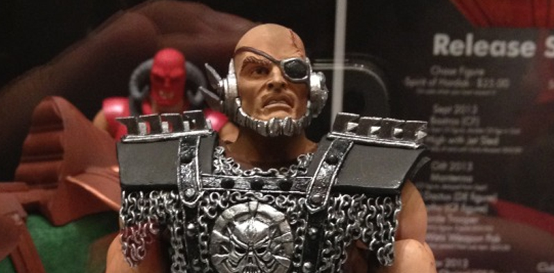 Mattel: MOTUC Reveals Scorpia, Blade, and Battle Lion