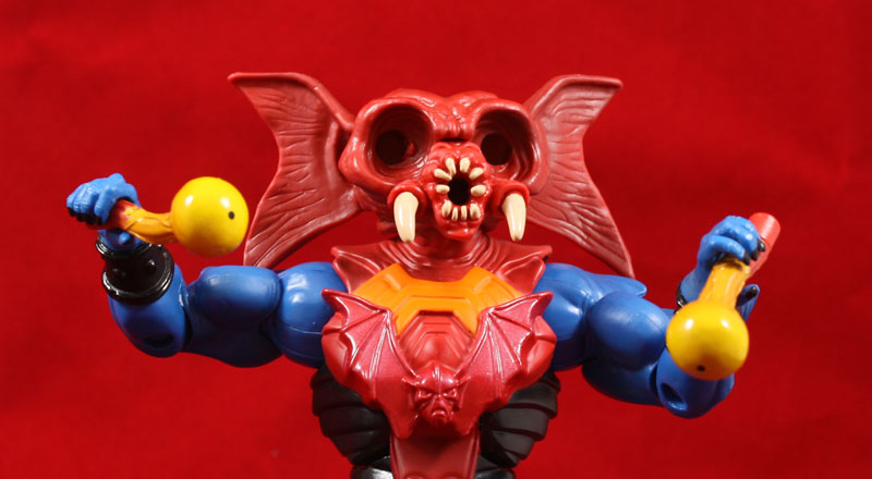 Mattel MOTUC Mantenna Review