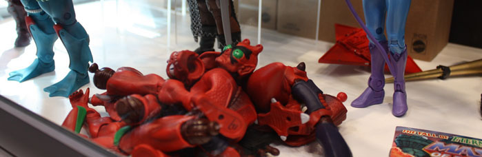 NYCC 2013: Mattel Masters of the Universe Classics