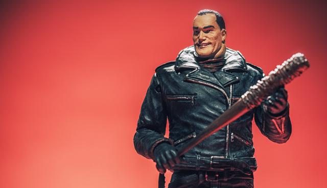 Walking Dead: Exclusive Black Friday Comic Negan Figure