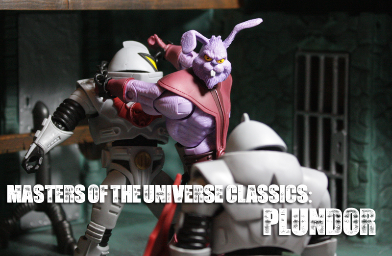 Mattel MOTUC Plundor Review