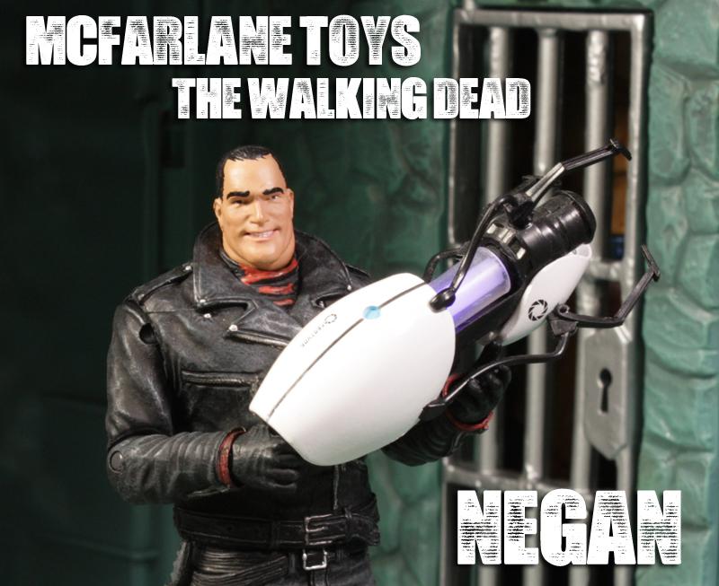McFarlane The Walking Dead Negan Review