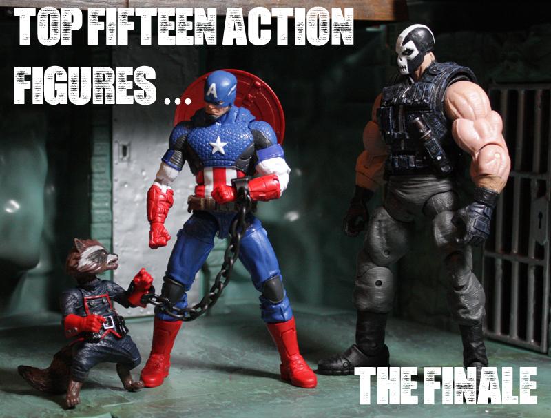 The Top Fifteen Action Figures of 2013 Part 3