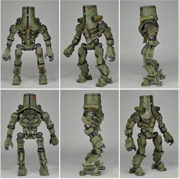 NECA: First Look at Pacific Rim S3 Cherno Alpha