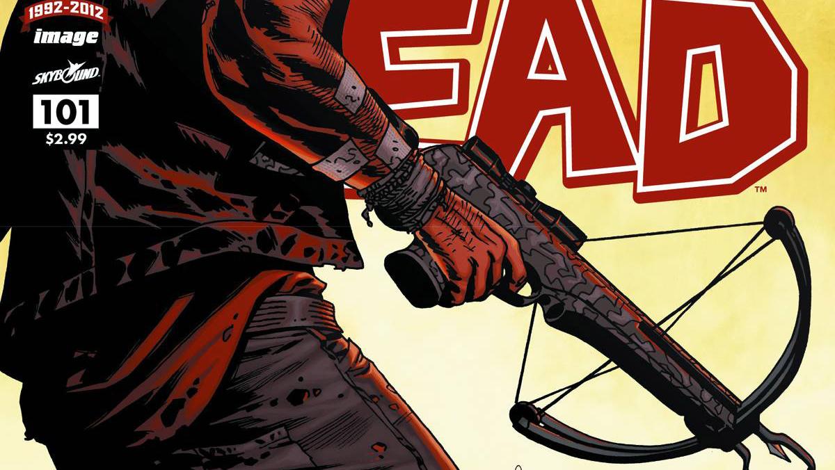 McFarlane Walking Dead Comic S3 Announced